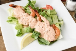 Seared Shrimp Remoulade